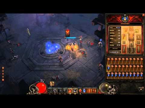 Identifying 30 Echoing Fury #2 - Diablo III