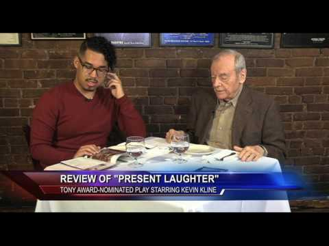 Corner Table: RFL's Theater Review Segment – 'Present Laughter'