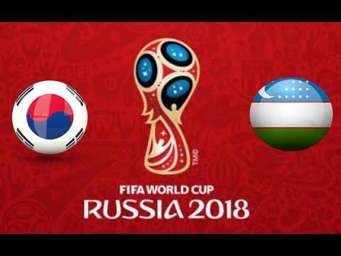 Южная Корея - Узбекистан (отбор к ЧМ-2018, Азия, 3 раунд). Комментатор - Денис Цаплинд