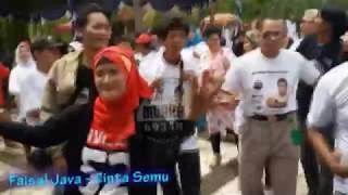 RADIO MUARA TOUR DANGDUT - FAISAL JAVA - CINTA SEMU