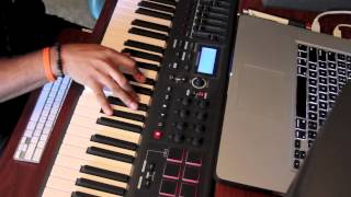 NOVATION IMPULSE 49 INSPIRATION