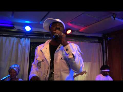 Pato Banton and the Now Generation Feb 6 2016 Redwood Cafe Cotati whole show
