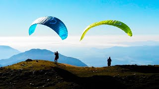 Waking Up In The Middle Of The Night For This! I Paragliding Film