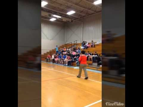 Sausage song at Allen central middle school