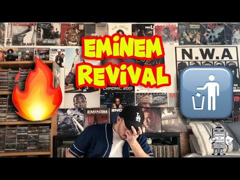"Eminem - ""Revival"" Album Review"