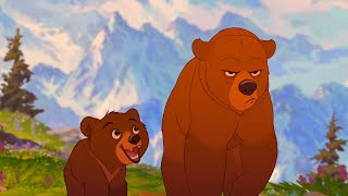 Brother Bear- On My Way   HD Clip