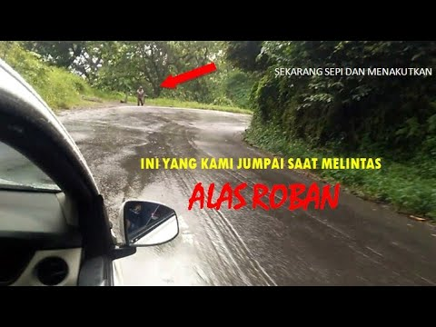 Download MISTERI ALAS ROBAN Batang | Melintas Jalan Misterius Yang Terkenal Angker Di Pulau Jawa