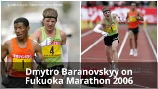 MARATHON NATIONAL RECORD | Dmytro Baranovskyy