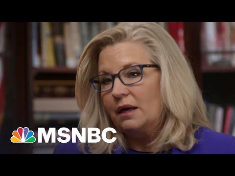 Cheney To Trump Political Team: 'Bring It On' | MSNBC
