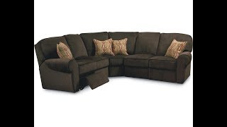 Sectional Recliner Sofa