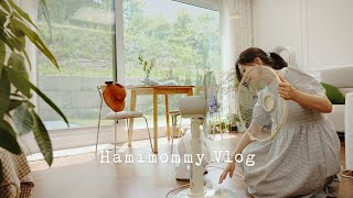 SUB) 시원한 여름을 준비하는 청소 🧹 부지런히 보낸 한 주ㅣClean with me for Summer, home appliances cleaning & cooking