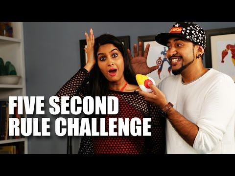 5 Second Rule Challenge feat. Rickshawali