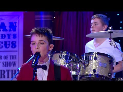 """""""Paradise"""" - Jammie Dodgers Performance 