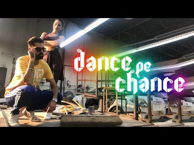 Dance Pe Chance - Ericka Virk ft. Sohalarious | Dance with FilmE