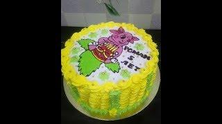 Торт Лунтик . Как сделать торт на день рождения Наталья Торт Sweet stories