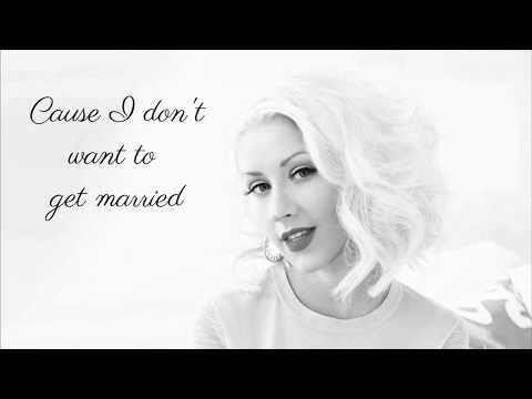 Christina Aguilera - Unless It's With You (With Lyrics)HD