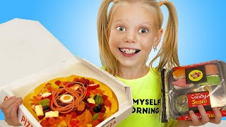 Pretend to be a Parent with Healthy Food and Exercise for Kids