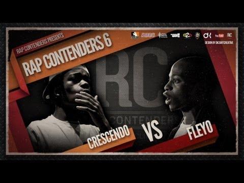 Rap Contenders - Edition 6 - Fleyo vs Crescendo