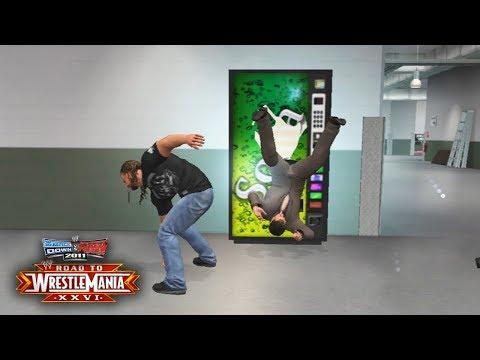 WWE Smackdown vs Raw 2011 - STEPHANIES MASTER PLAN!! (Road To WrestleMania Ep 10)