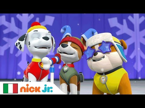 Pup Rock Special Song 🎶 PAW Patrol | Nick Jr. | Italiano