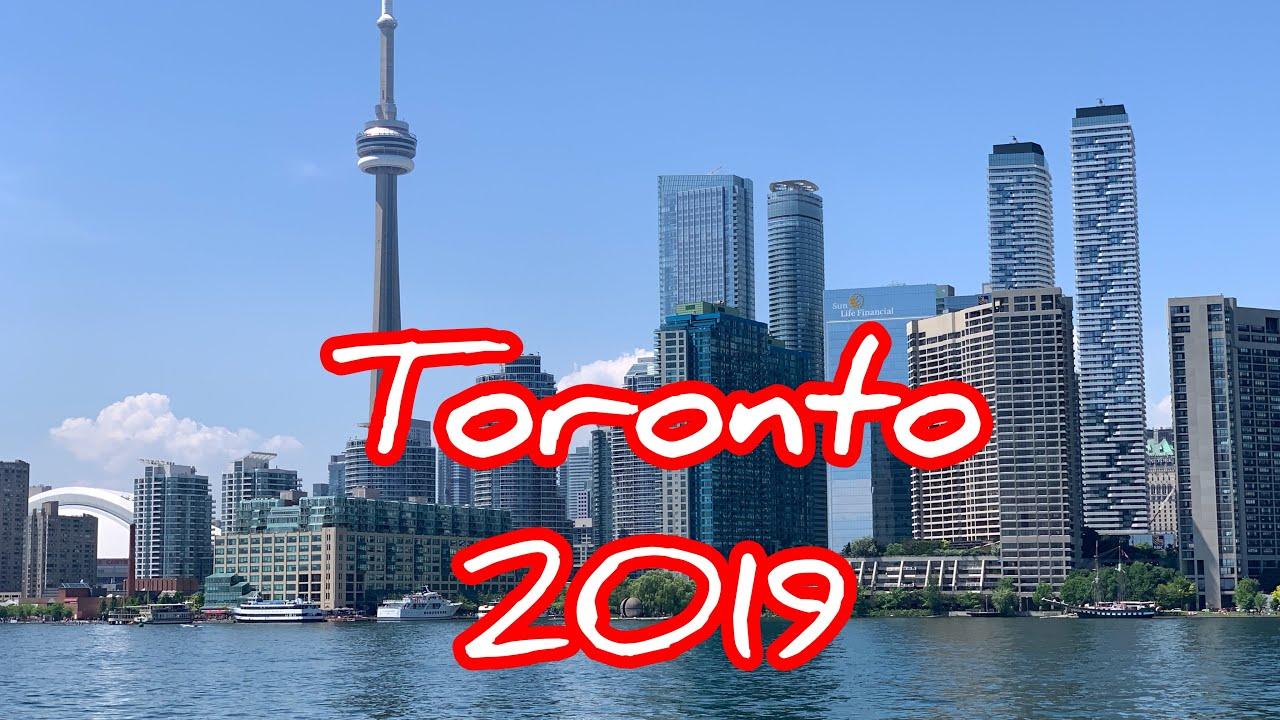 Toronto Timelapse 2019