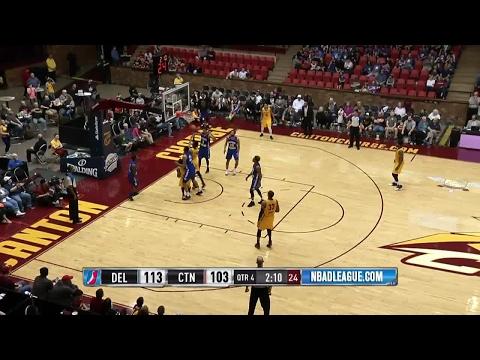 Highlights: Kay Felder goes off for 32 points  vs. the 87ers