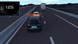 Active Lane Departure Warning - New Peugeot 5008 SUV | Peugeot Ireland