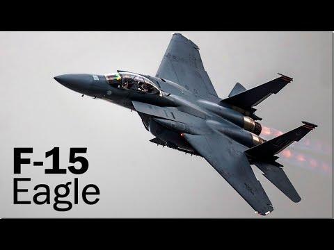 F-15 Eagle - The American Hunter
