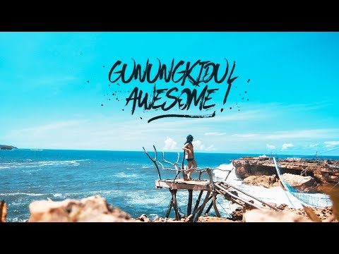EXPLORE INDONESIA - Gunungkidul is Awesome !