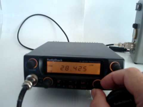 Good radio shack amateur radios this