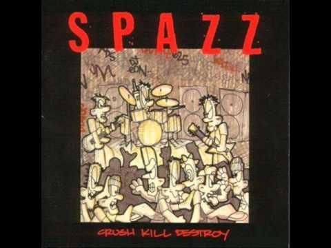 Spazz- Black 'N' Dekker Crusty Wrecker mp3