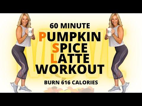 60-minute-psl-workout!-strength-&-cardio-hiit-|-burn-616-calories-🔥|-pumpkin-spice-latte