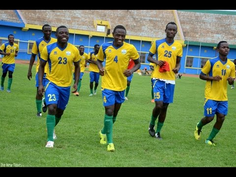 AMAVUBI STARS TURN FOCUS  TO GABON CLASH (Rwanda vs  Gabon 3pm)