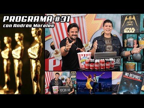 Predicciones y TOP 5 Oscar 2017 con Andrés Morales (Programa #31)