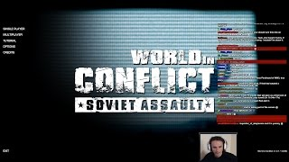 2015.12.30 GOG Stream: World in Conflict Complete Edition