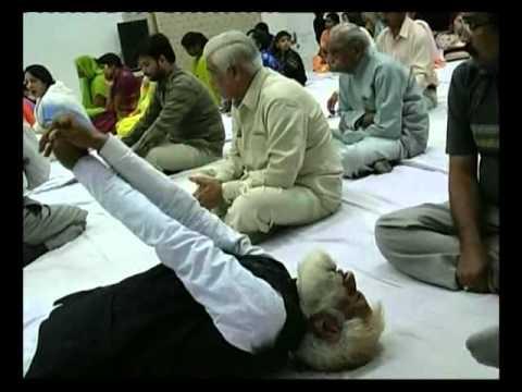 Live Recording Shaktipat Kundalini Awakening 6 - Deep Chakra Meditation-World Spiritual Foundation