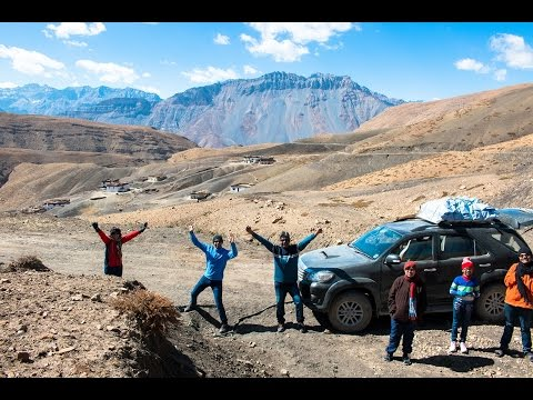 Episode 3/4 | Spiti Valley Family Road Trip from Bangalore
