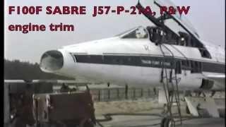 J57  P 21A engine trim