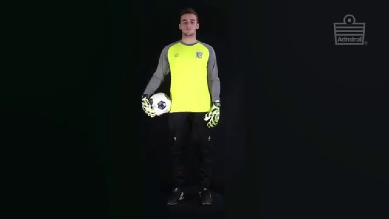 Sentry-Fulcrum GK Kit by Admiral Sports - YouTube 5c1412249