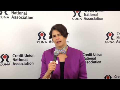CUNA GAC 2018: Gigi Hyland, National Credit Union Foundation
