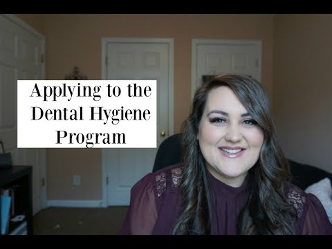 Applying to the Dental Hygiene Program | CHANNEL INTRO