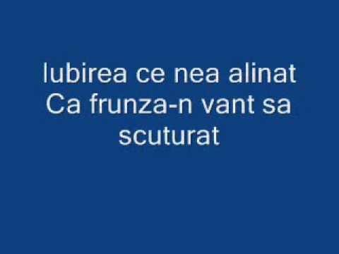 Ionel Istrati - Eu numai, numai... ( Karaoke)