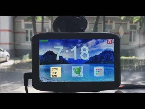 Navitel e500 gps navigator install ui for apps + windows ce.