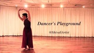 Shivali - Dancers Playground - Improv Freestyle 1.0
