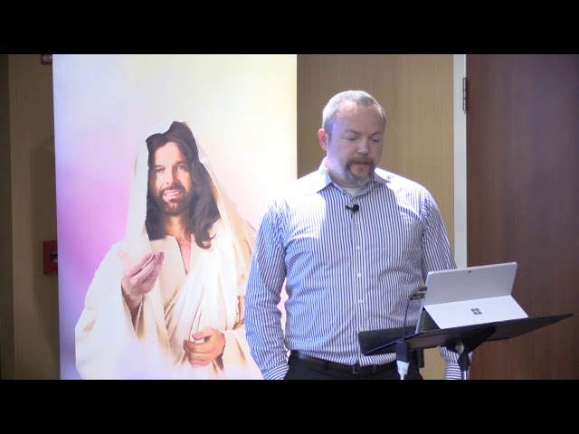 3AC Evangelism Scott Tompkins - The Day that disappeared