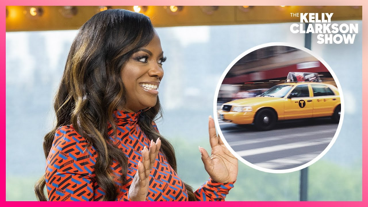 Kandi Burruss' Wild Story About NYC Taxis