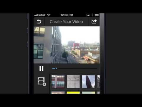 Clipper Video Editor for iPhone