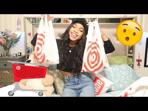 HUGE TARGET HAUL!!!! HOME DECOR, BEAUTY AND MORE