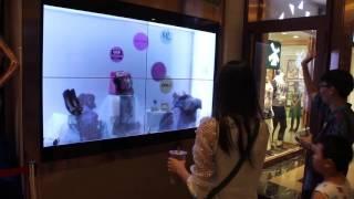 Интерактивные LCD шоу-кейсы для презентации товаров.(Различные конфигурации прозрачных, интерактивных LCD носителей от MEDIALED: medialed.com.ua., 2016-07-14T15:49:21.000Z)
