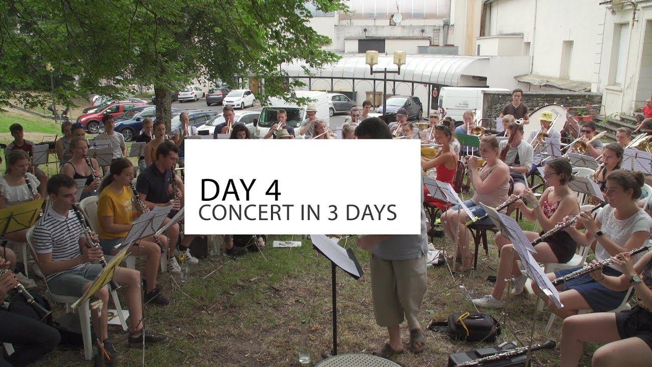 Trina Orchestra S3 E1 - Day 4